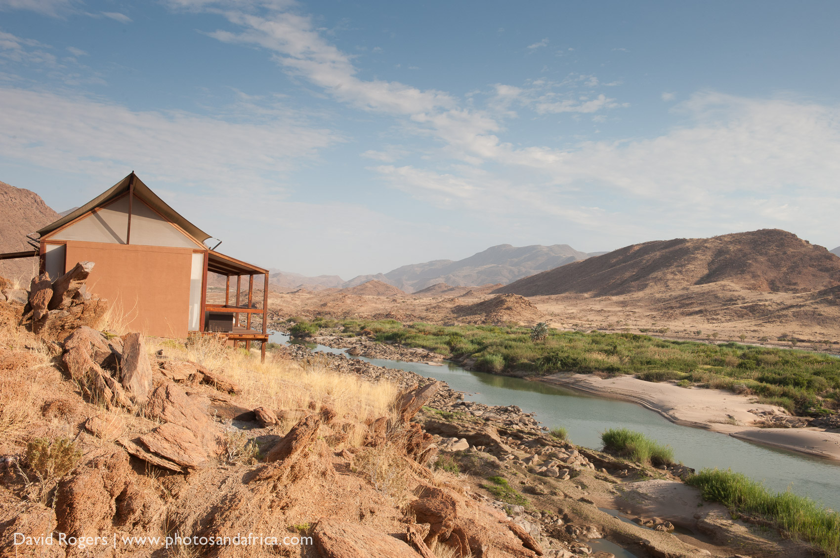 Okahirongo River Camp