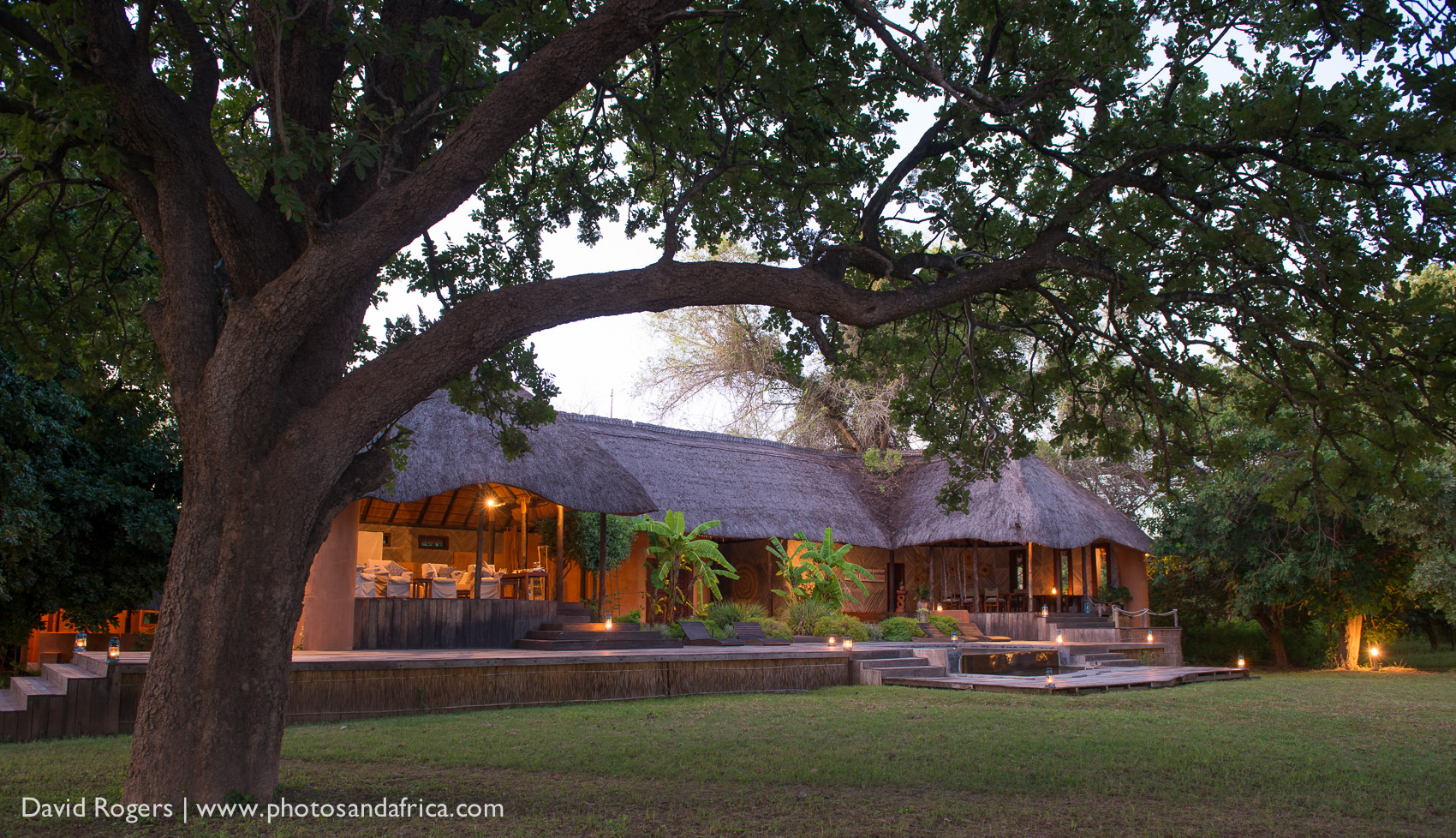 Luangwa River Camp, Zambia, South Lungwa