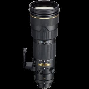 Nikon 200-400mm lens