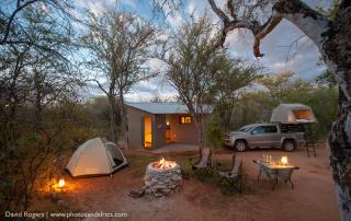 Tamboti Campsite, Namibia