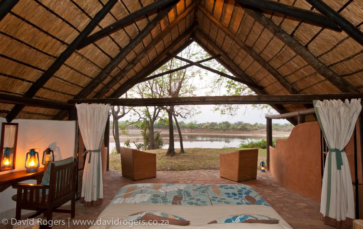Nkwali, Zambia