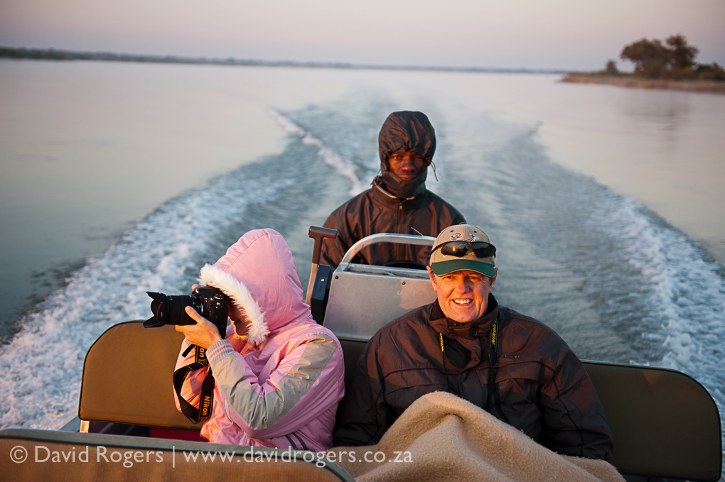 Baines River Camp, Zambia