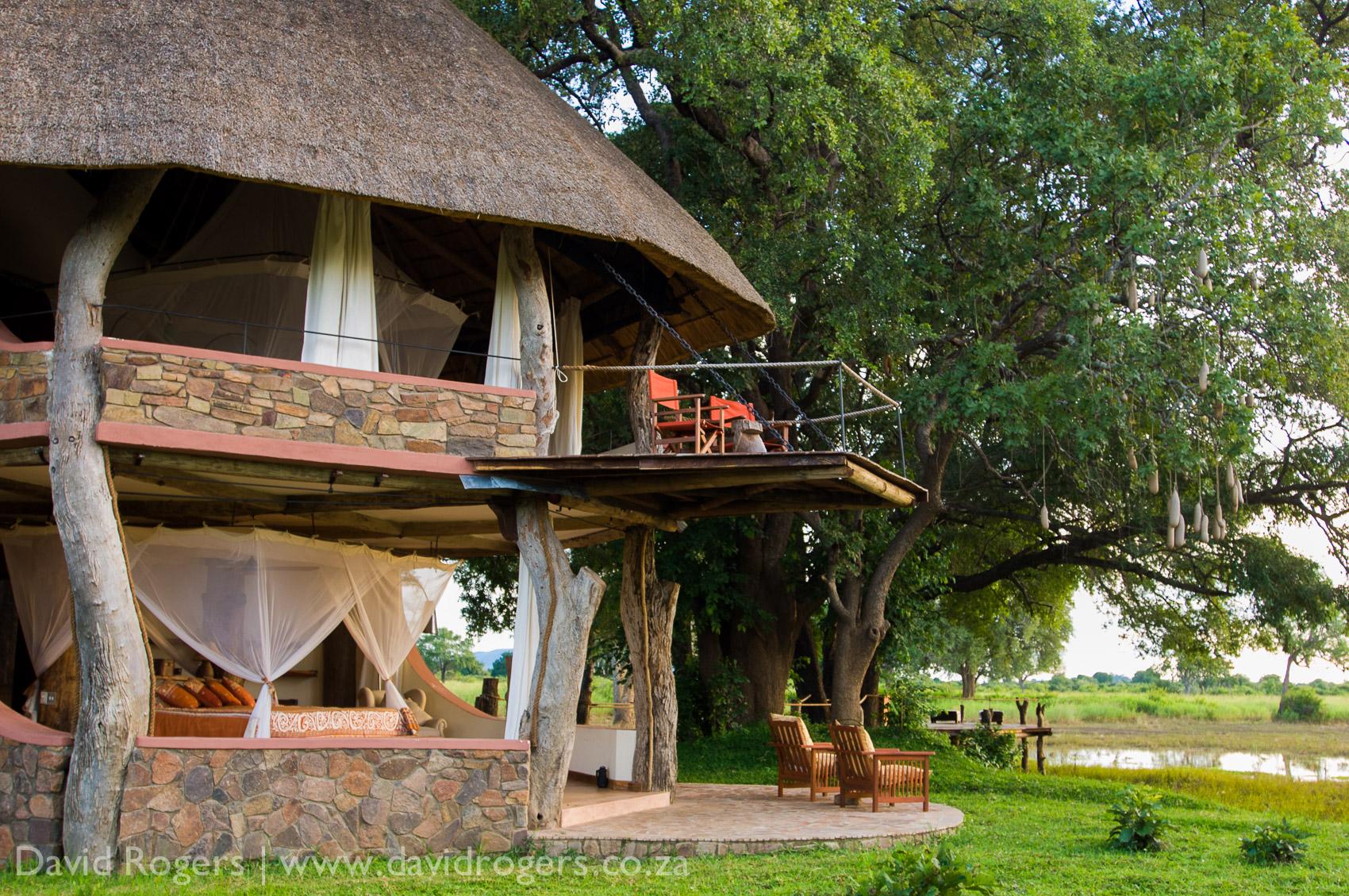 Luangwa House,Zambia