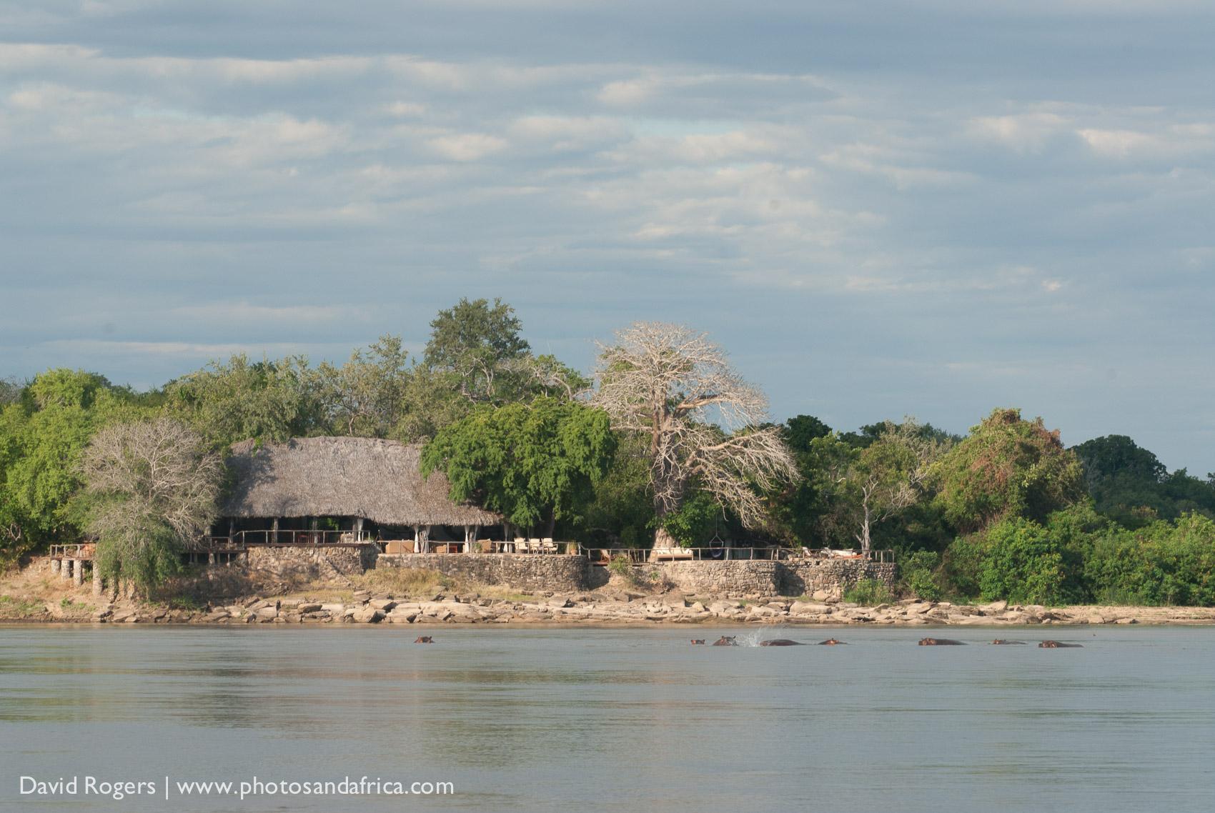 Sand River Selous, Tanzania