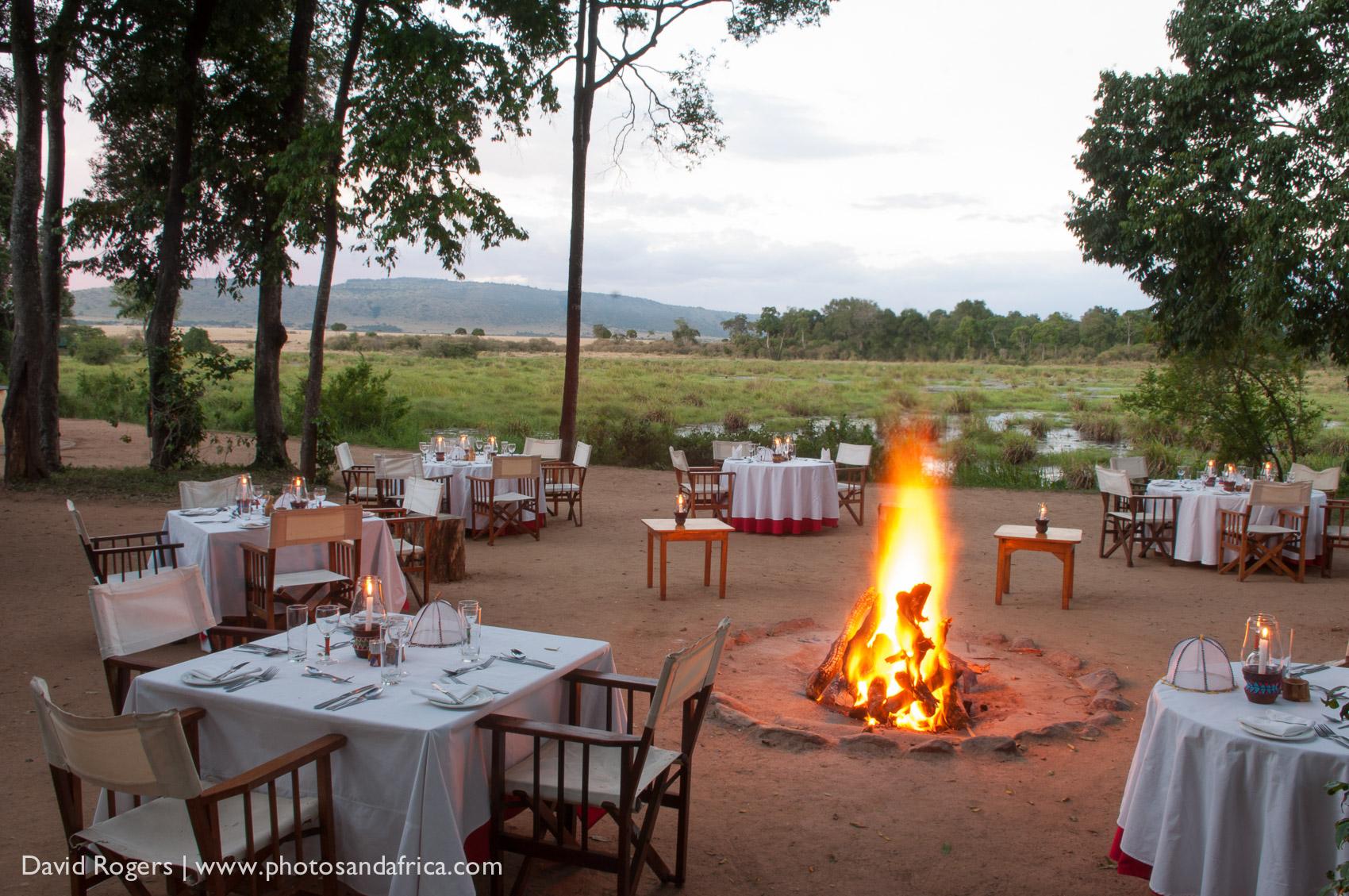 Governor's Camps, Kenya