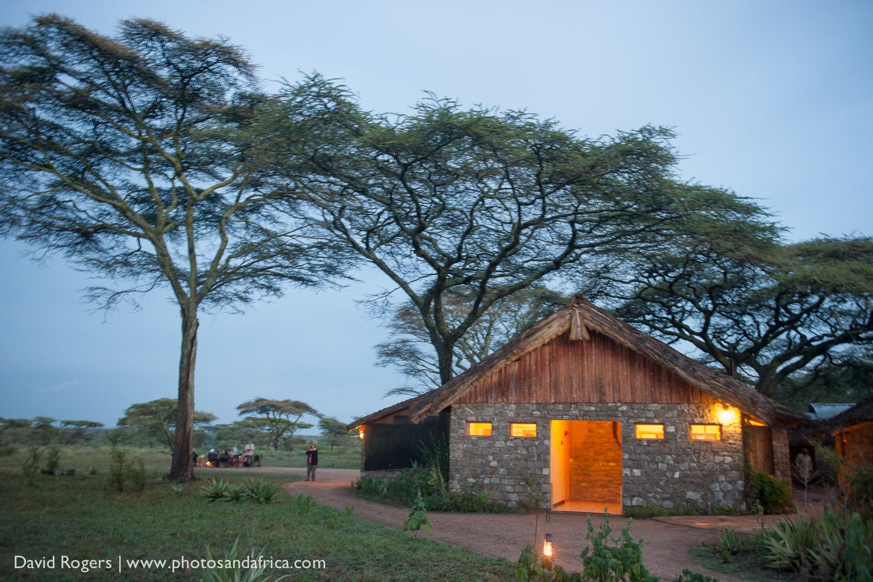 Ndutu Lodge, Tanzania