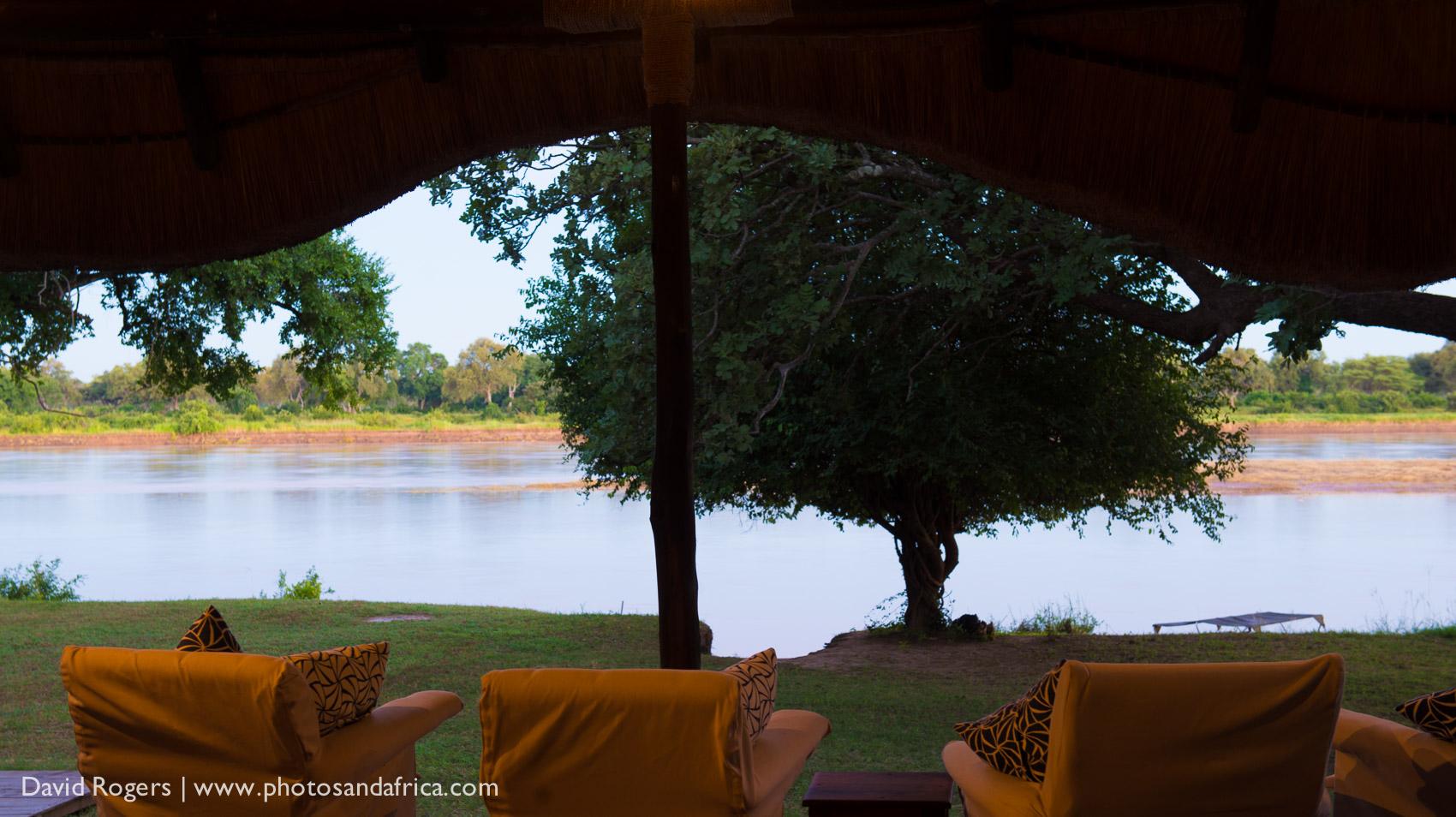 Luangwa River Camp, Zambia, South Lungwa