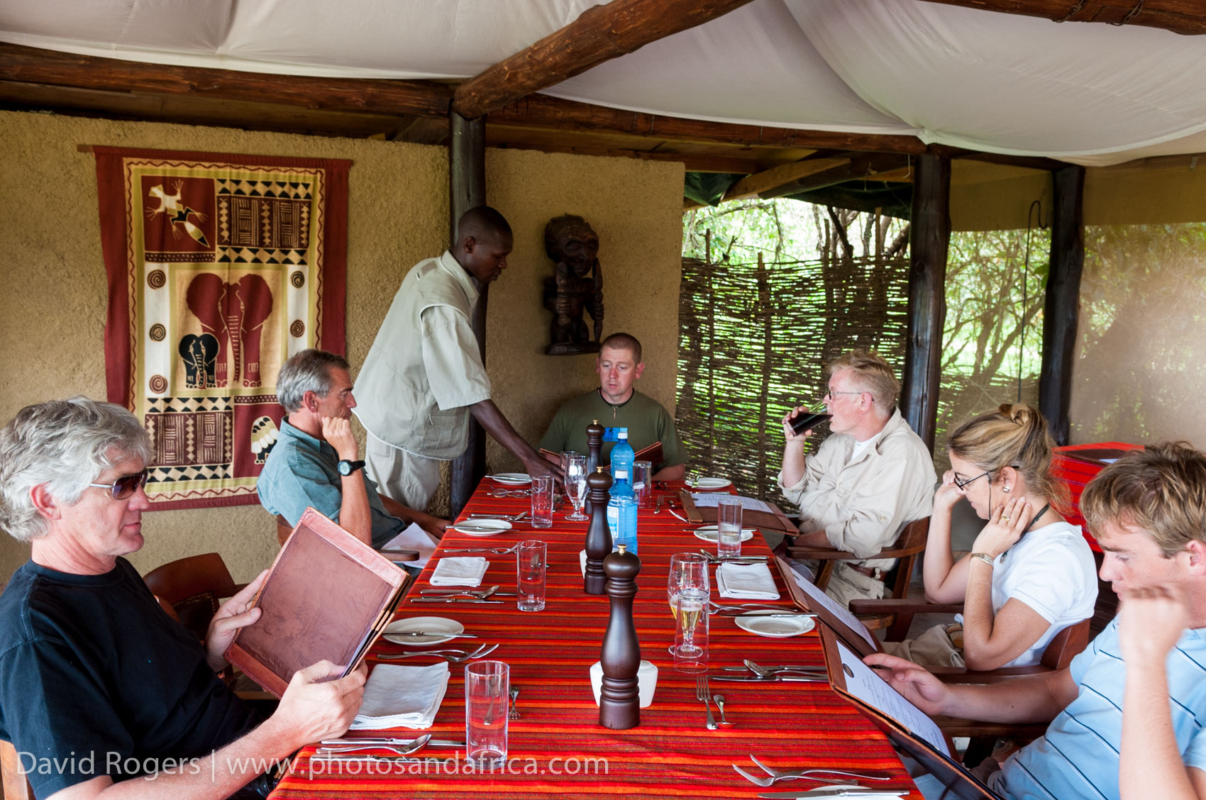 Mara Explorer Camp