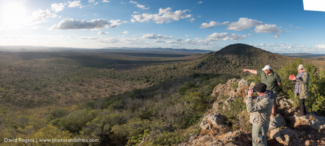 Rolling hills of Zululand at Thanda